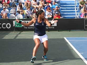 Heather Watson - Watson at the 2013 Fed Cup