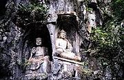 Feilai Feng grottos