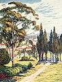 Felix Borchardt - Les environs de Nice.jpg