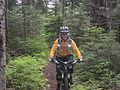 Female biker (8) (8536551289).jpg