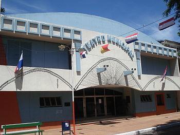 Fernando de la Mora 007 Teatro Municipal