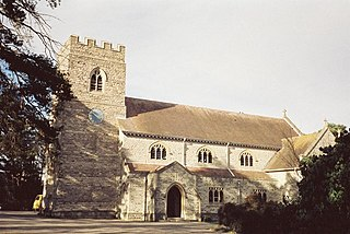 Ferndown a town in Dorset, United Kindom