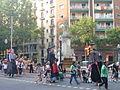 Festa Major del Camp d'en Grassot i Gràcia Nova - Cercavila a la Font d'Hèrcules.JPG