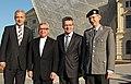 Festakt zur Neueröffnung des Militärhistorischen Museums der Bundeswehr VIP.jpg