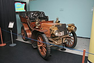 Museo Nazionale dell'Automobile - Image: Fiat 12 HP dell Automobile