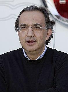 Italian businessman
