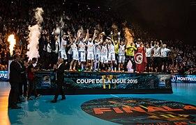Coupe de la ligue fran aise de handball masculin wikip dia - Final coupe du monde de handball 2015 ...