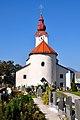 Finkenstein am Faaker See Latschach Pfarrkirche hl. Ulrich 02102011 155.jpg