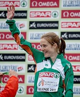 Fionnuala McCormack Irish runner