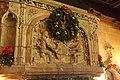 Fireplace - Hearst Castle - DSC06316.JPG