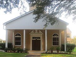 First Baptist Church of Montgomery, LA IMG 1852.JPG