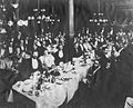 First LSE Annual Dinner, 19th February 1898 at Restaurant Frascati, Oxford Street (4598280761).jpg