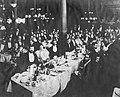 First LSE Annual Dinner, 19th February 1898 at Restaurant Frascati, Oxford Street (4598280761).jpg