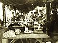 First World War, goulash cannon, kitchen Fortepan 93712.jpg