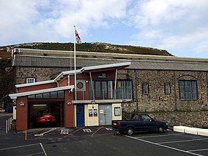 Fishguard Lifeboat Station - Fishguard Lifeboat Station