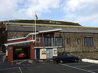 Fishguard Lifeboat Station - Fishguard Lifeboat Station