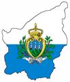 Flag-map of San Marino.png