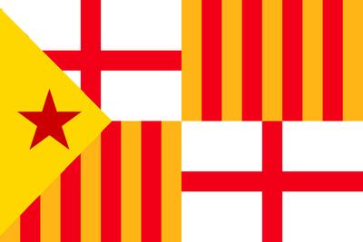 is flag of Barcelona