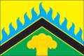 Flag of Neftegorsky rayon (Samara oblast).png