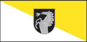 Radviliškis - Image: Flag of Radviliškis