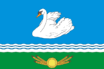 Flag of Razdolnensky district.png