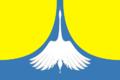 Flag of Sim (Chelyabinsk oblast).png