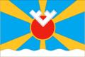 Flag of Tazovsky (Yamal Nenetsia).png