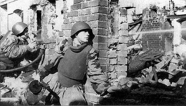 Flak jacket 1942