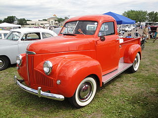 Studebaker M-series truck Motor vehicle