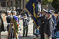 Flickr - Official U.S. Navy Imagery - CNO salutes a wreath at the Navy Memorial..jpg