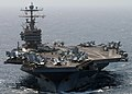 Flickr - Official U.S. Navy Imagery - USS Abraham Lincoln transits the Arabian Sea. (8).jpg