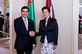 Flickr - Saeima - Saeimā viesojas Turkmenistānas prezidents (1).jpg