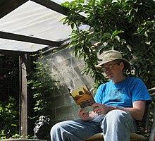 Flickr - brewbooks - Self-Portrait Reading.jpg