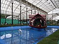 Floral Boat model from Lalbagh flower show Aug 2013 8251.JPG
