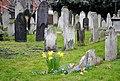 Flowers in the old graveyard - panoramio.jpg