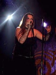 Helen Vogt German singer