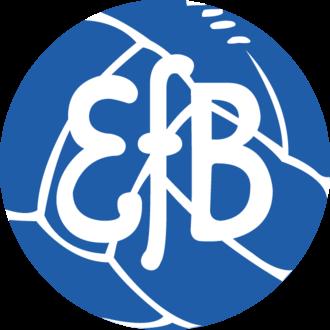 Esbjerg fB - Original logo