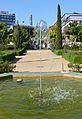 Font al parc d'Orriols, València.JPG
