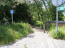 Footpath and Cycleway to North Hinksey - geograph.org.uk - 854706.jpg