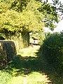 Footpath by Tenements Farm - geograph.org.uk - 1513336.jpg