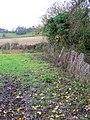 Footpath near Mildenhall - geograph.org.uk - 1591982.jpg