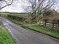 Ford , Dalton Beck , Eryholme Lane. - geograph.org.uk - 144682.jpg