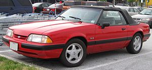 Ford Mustang (third generation)