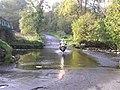Ford at Crabarkey - geograph.org.uk - 594555.jpg