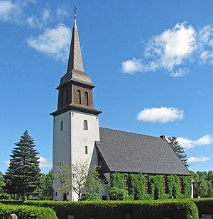 Forshaga - Forshaga Church