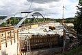 Foto-Denkmal (Reihe, wird fortgsetzt) Verlegung B173 in Flöha, Brückenbauwerk 4, schon betoniert - panoramio (1).jpg