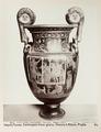 Fotografi på amfora från Neapels museum - Hallwylska museet - 104165.tif