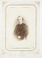 Fotografiporträtt på Adolf Hök, 1800-tal - Hallwylska museet - 107814.tif