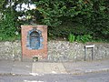 Fountain on Bower Lane, Eynsford - geograph.org.uk - 1314945.jpg