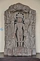 Four-armed Vishnu - Circa 11th Century CE - ACCN 80-19 - Government Museum - Mathura 2013-02-23 4991.JPG